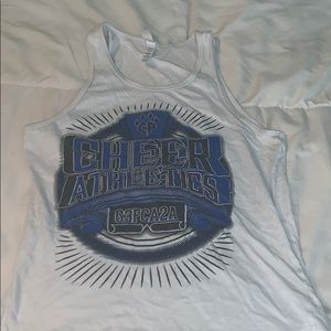Cheer Athletics Tank Top